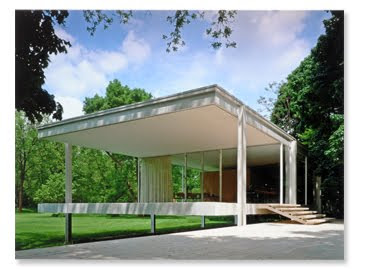 Mies Farnsworth House