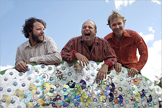 Medeski, Martin and Wood &#8211; Radiolarians II (2009)