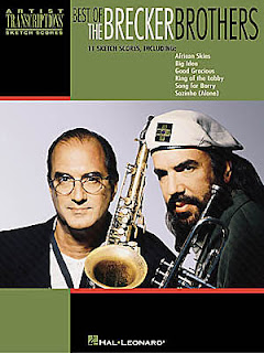 "One Track Mind: The Brecker Brothers ""Song For Barry"" (1992)"