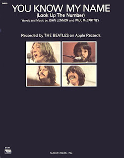"Obscuro: The Beatles, ""You Know My Name (Look Up The Number)"" (1970)"