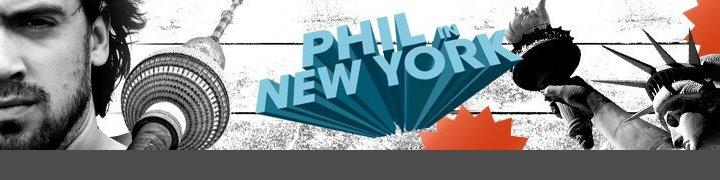 Phils Blog aus NY