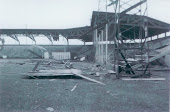1943 Storm Damage, Andrews Field