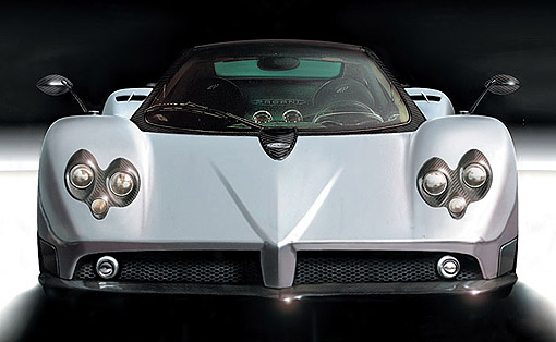 EXCITING WORLD OF CARS: WORLD`S #3 MOST EXPENSIVE CAR -PAGANI ZONDA