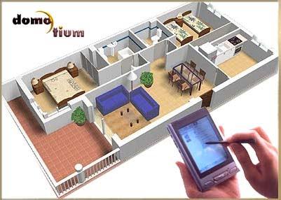 Casa dom tica de todo un poco noticias tecnolog a - Trasformare una casa in domotica ...
