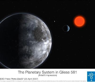 Planet baru mirip Bumi