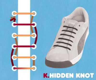 Cara Baru Mengikat Tali Sepatu 11