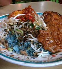 KAMPUNG BARU NASI KERABU