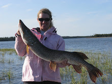 I DID IT...MEET MY 43.5 INCH PIKE!!!