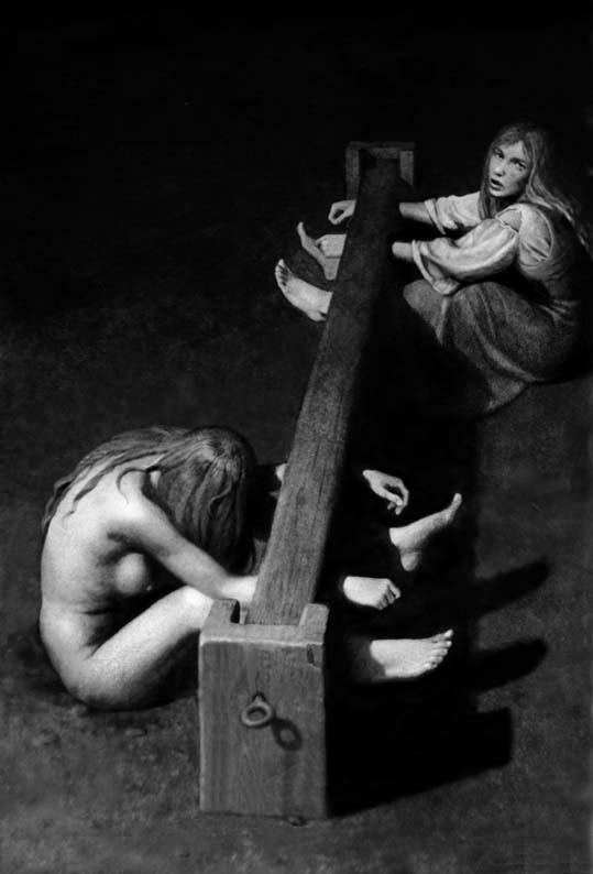 фото пыток женщин и девушек