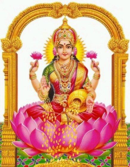 Sree Lakshmi Ashtottara Shatanamavali