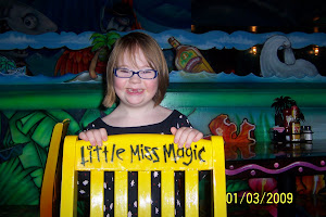 Little Miss Magic, Indeed!