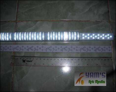 Lampu LED Model Neon