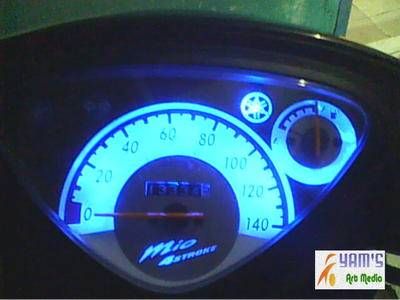 LED Speedo Mio