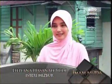 Liliyana Hasanah Yudi - Isteri IM Hizbur