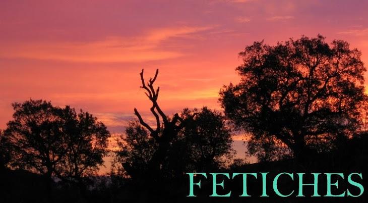 FETICHES (Objetos y emociones)