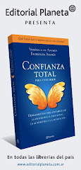 EL LIBRO CONFIANZA TOTAL PARA VIVIR MEJOR YA EST EN TODAS LAS LIBRERAS DE ARGENTINA