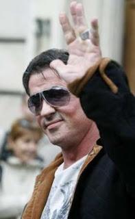 Stallone Rambo V