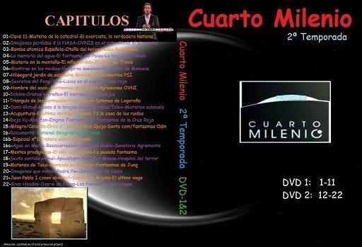 LAS CLAVES DEL MISTERIO: CUARTO MILENIO 2 ª temporada
