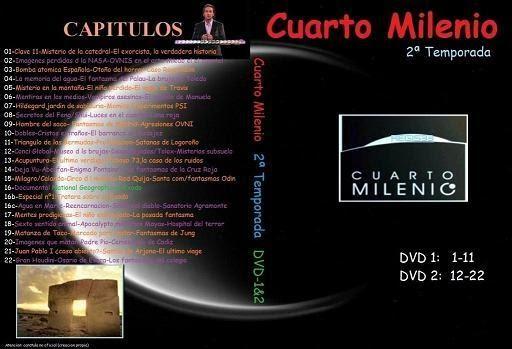 las claves del misterio cuarto milenio 2 temporada