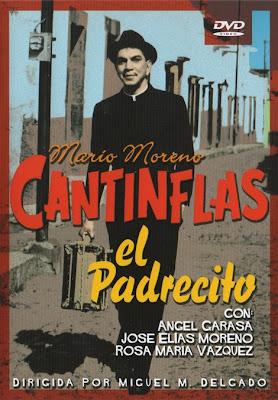 Poster de Cantinflas: El Padrecito