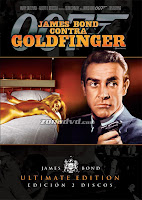James Bond contra Goldfinger (1964) online y gratis