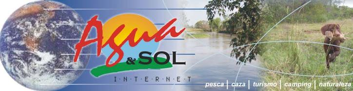 Revista Agua y Sol. Editor: Carlos del Zotto