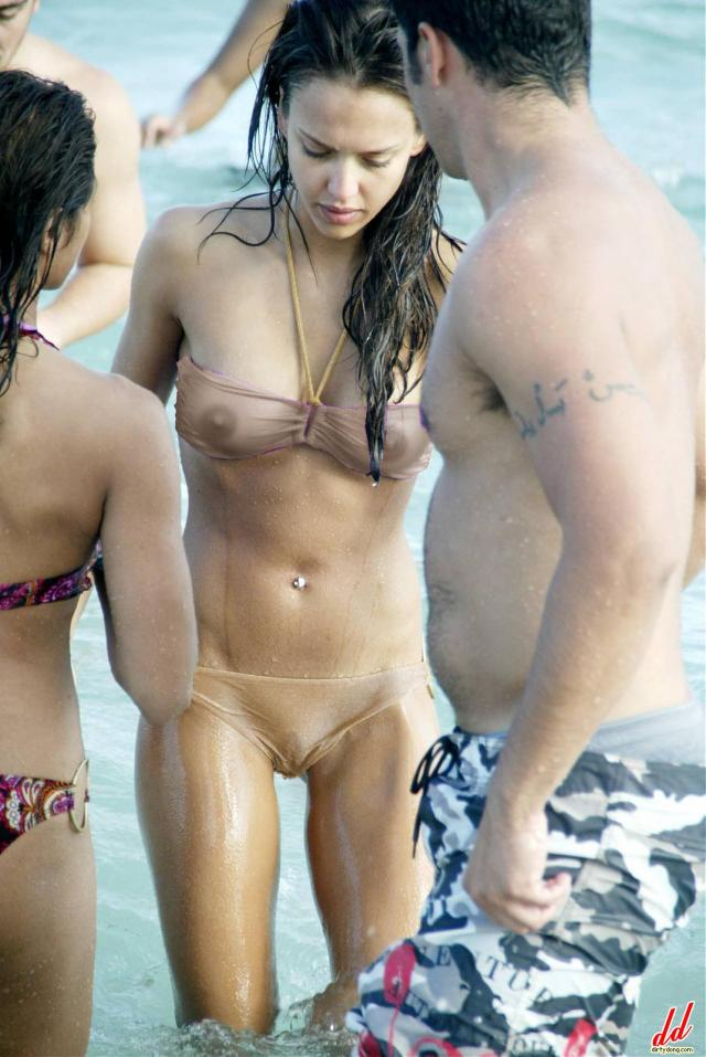 Jessica Alba Nude Lesbian 59