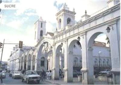 Lista del Patrimonio Mundial. - Página 2 Convento+de+San+Francisco+Sucre