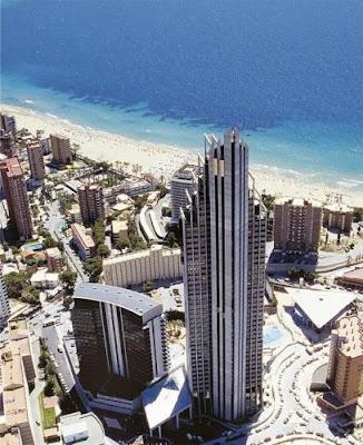 El Hotel Bali Alicante Vivo