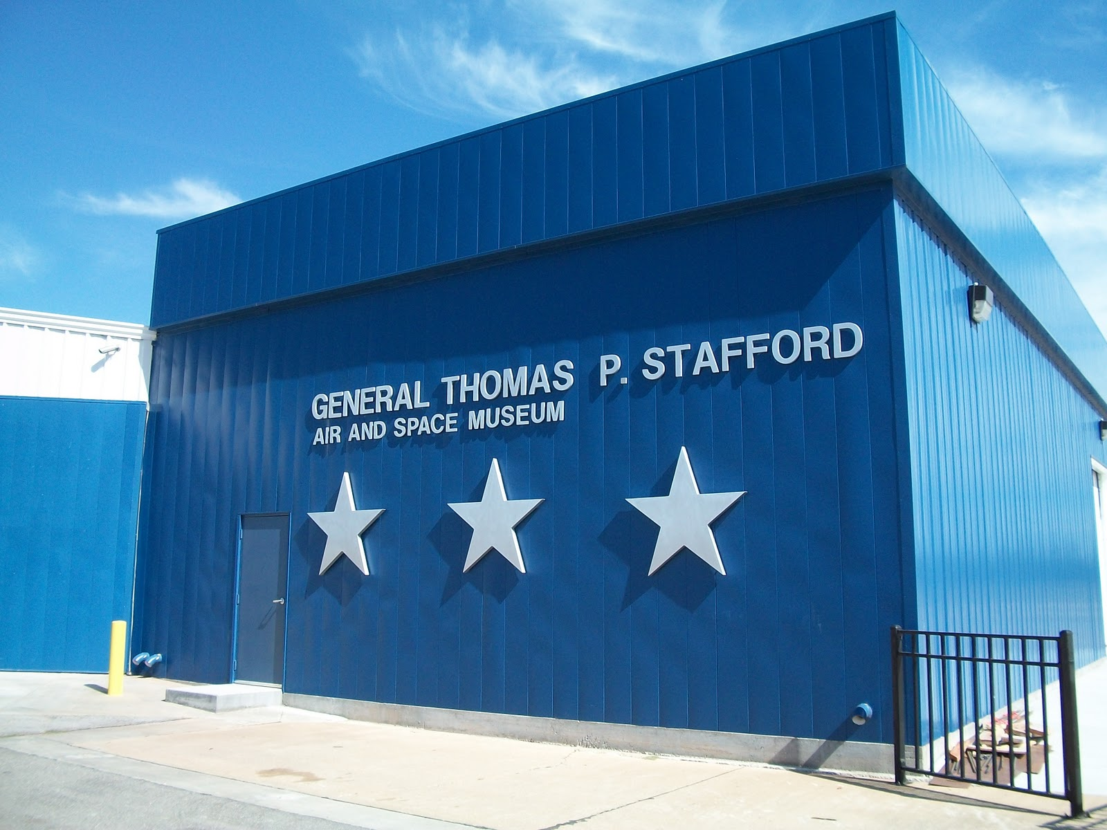 Cats, Kids and Crafts: Stafford Air & Space Museum