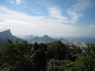 A view of Rio de Janiero
