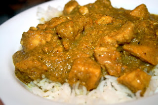 ... Latest in the Crock Pot: Chicken Vindaloo ala 'The Indian Slow Cooker