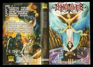 Lagu2 Mp3 KELAM Band - Meraga Sukma 1999