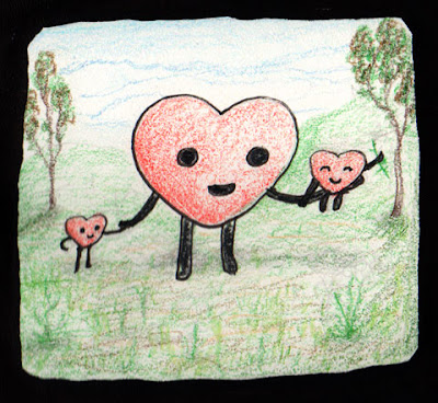 Heart Images For Kids. heart with kids