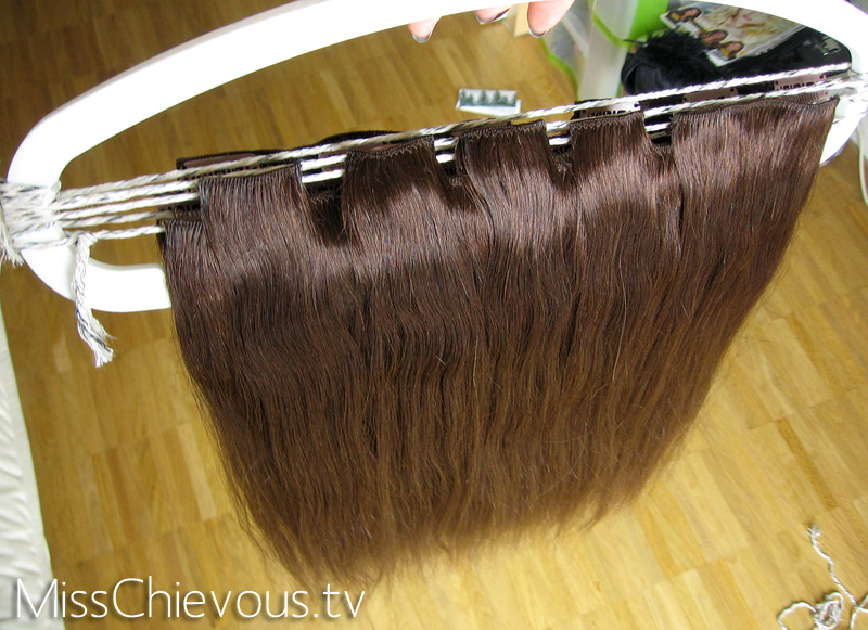 Julia Graf Diy Hair Extension Storage
