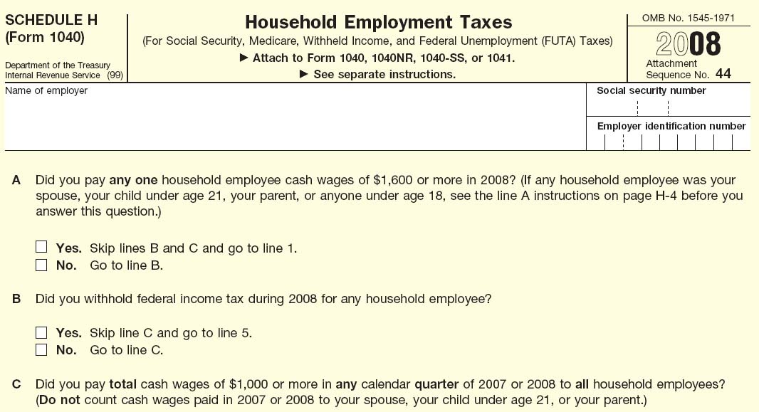 Bed Buffaloes In Your Tax Code A Tale Of Two Childcare Workers On