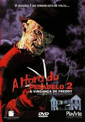 A Hora do Pesadelo 2 Dublado  (1985)