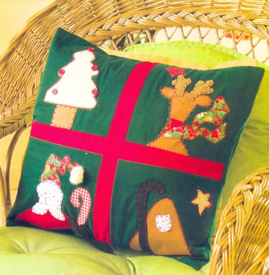 Armario Limpieza Ikea ~ Moldes Para Artesanato em Tecido Almofada de natal em feltro