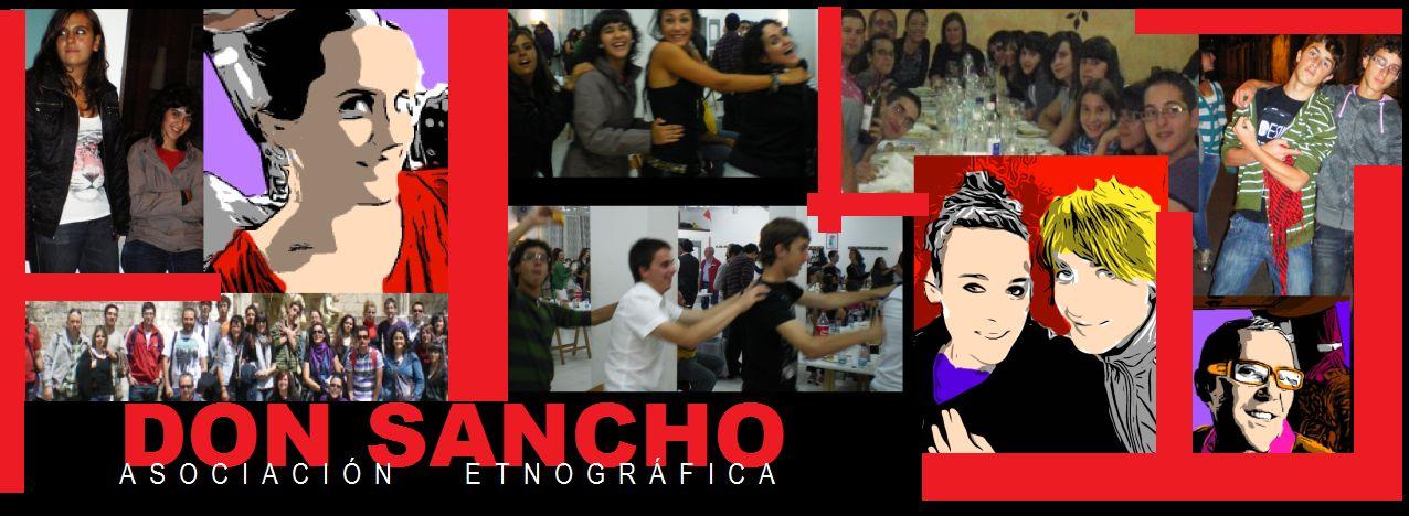 DON SANCHO Difusión de la Cultura Tradicional de Zamora