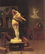 Pygmalion & Galatea, 1890
