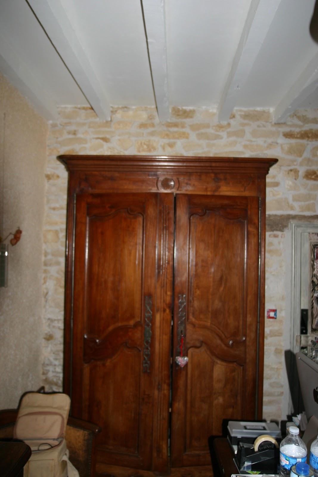 Brocante d 39 hier et d 39 aujourd 39 hui armoire normande - Brocante 95 aujourd hui ...