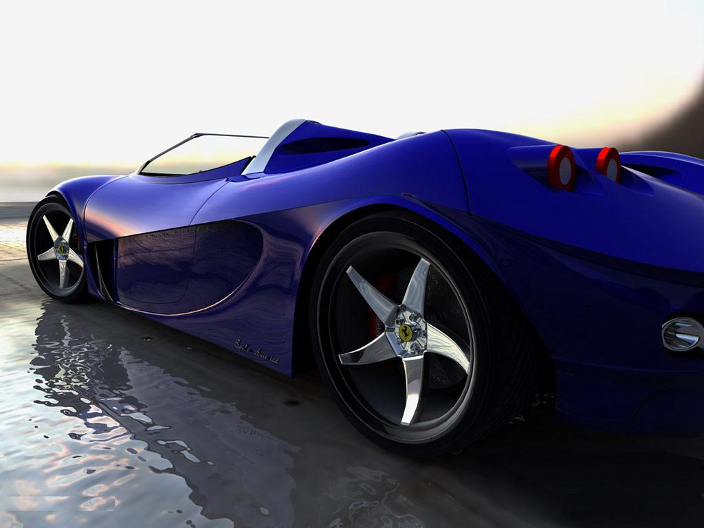 Sports Car Ferrari Image Gallery