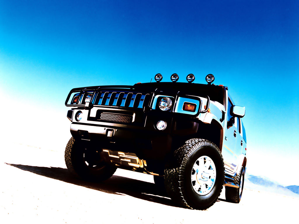 Sports car Hummer wallpaper,