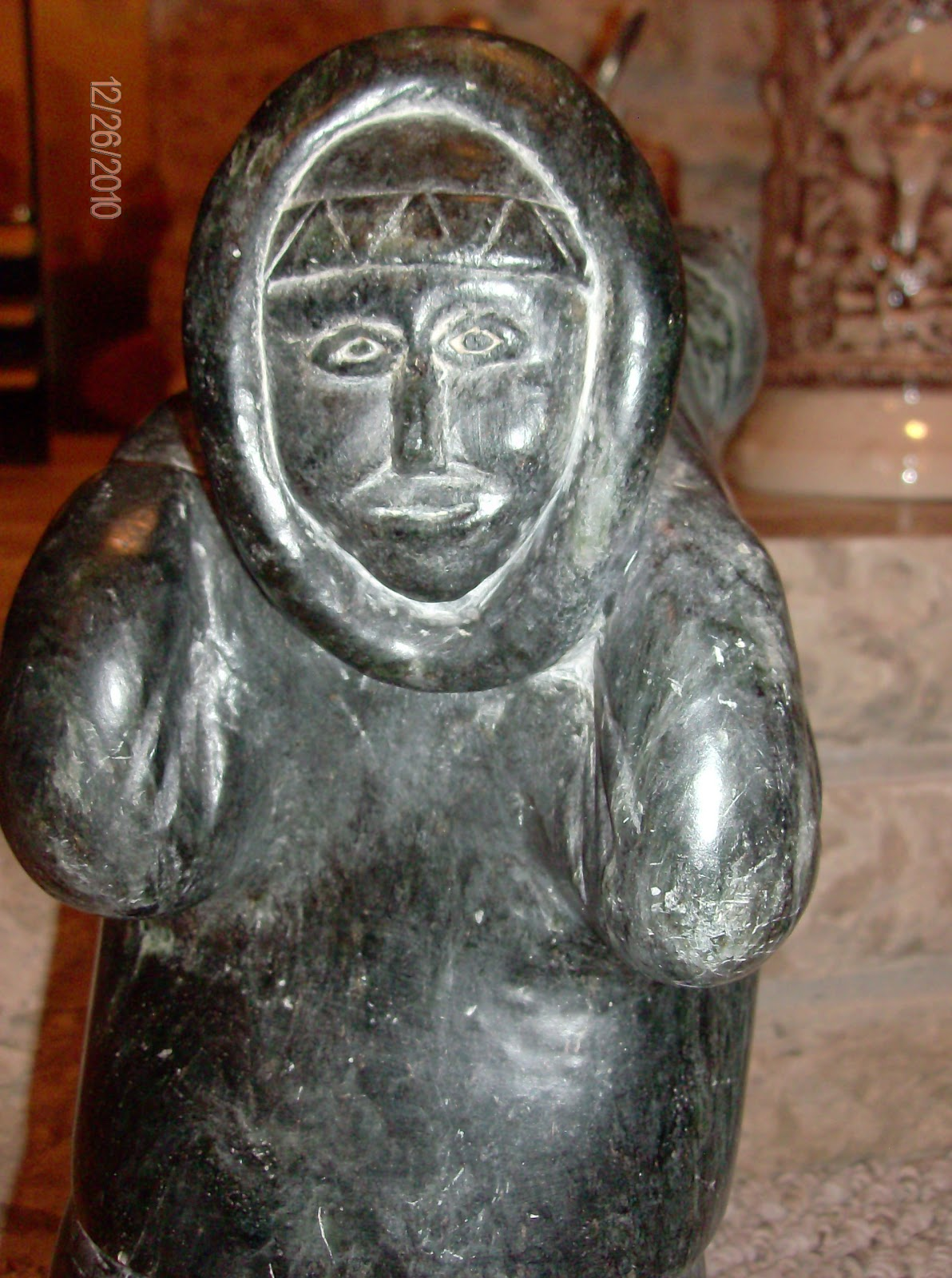 Hiawatha House: Experience with Inuit Soapstone Carvings