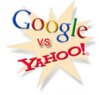 Yahoo dan Google