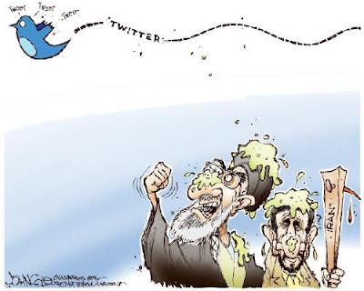 Ancaman Twitter