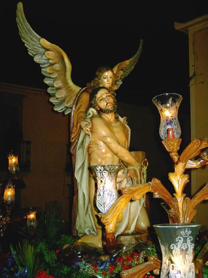 Ntro Padre Jesús de la Columna (La Carolina)