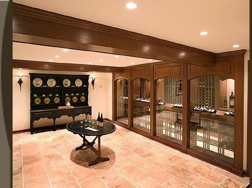 My Dream Wine Cellar