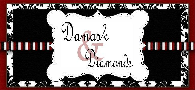 damask and diamonds
