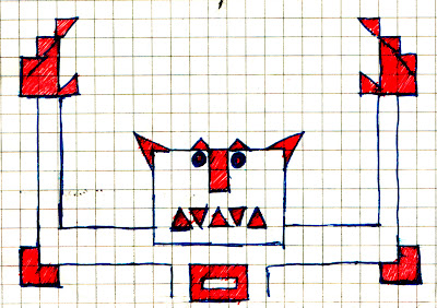 graph paper madness